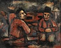 quiet conversation by karl metzler