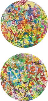 untitled (2 works) by ryan mcginness