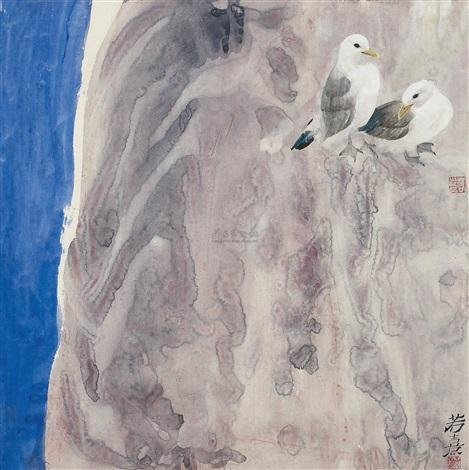 linruoxi 双鸟 by lin ruoxi