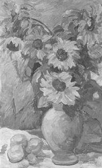 sonnenblumen by elfriede mäckel