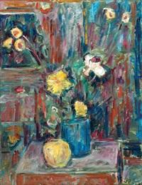 flowers by zvi shor