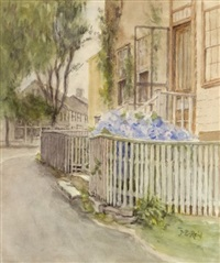 nantucket cottage by jane brewster reid