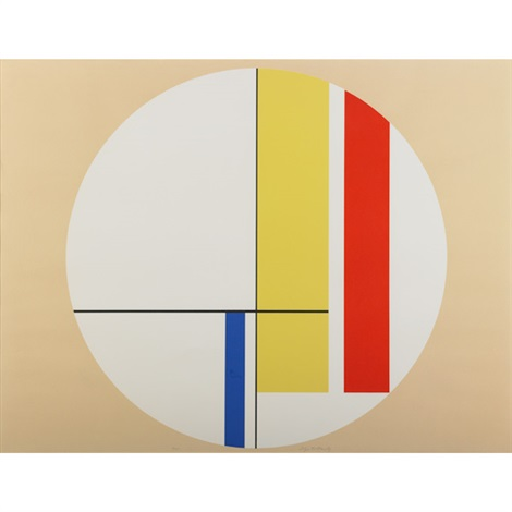 geometric images 2 works by ilya bolotowsky
