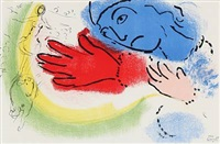 composition by marc chagall