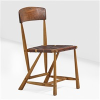 side chair by wharton h. esherick