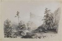 falkenburg by anthon adrianus sem