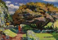 landscape by victor brockdorff