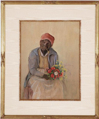 flower vendor by elizabeth oneill verner