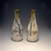 paar vasen (pair) by paul dachsel