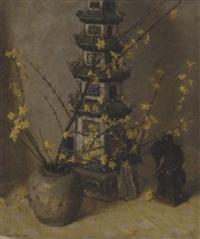 the pagoda by charles daniel ward