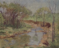 spring brook by william purcell macdonald