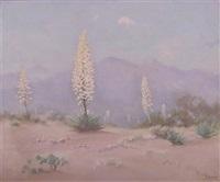 desert scene by frank montague moore