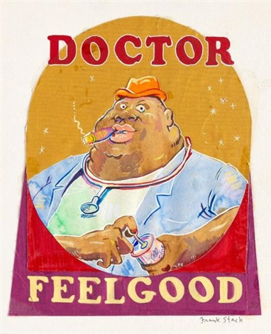 dr feelgood cover by frank huntington stack