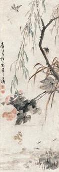 花卉草虫 by wang xuetao
