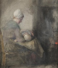 a lullaby by hannah clarke preston macgoun
