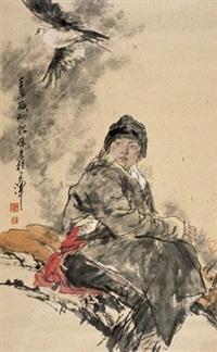 翱翔 by xu zhan