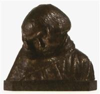 testa femminile by ezio ceccarelli
