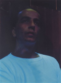 untitled (man in discotheque, berlin) by paul graham