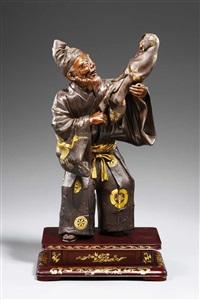 takeshiuchi no sukune mit kind by yoshitake