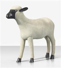 agneau, a lamb by françois-xavier lalanne
