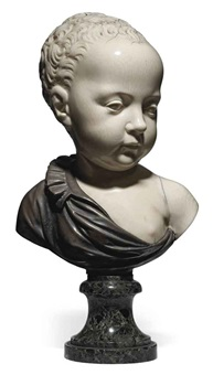 child (henri ii enfant?) by germain pilon