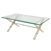 coffee table, model v-43 by john vesey