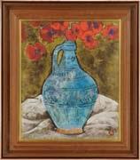 ペルシャ瓶花 by tadashi ishimoto