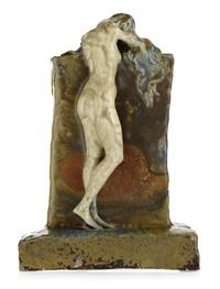skulptur by leopold bernhard bernstamm