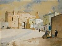 porte au maroc by pierre lissac