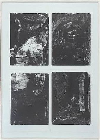 composition in four parts by per kirkeby