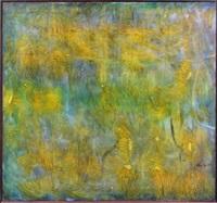 pond & pollen iv by richard dunlop