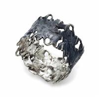 les algues de mer, a bracelet by miquel barceló