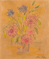 bouquet by jean dufy