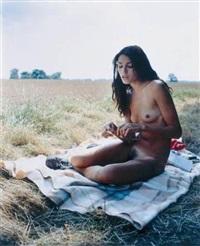 nudist no.7 by torbjørn rødland