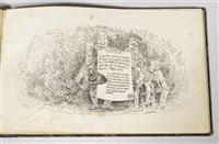 les excursions dans les alpes (bk, folio, + 5 works; 6 works) by rodolphe töpffer