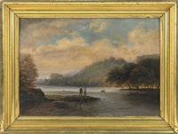 the hudson valley by alvan fisher