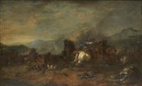kavalleribatalj by jacques courtois