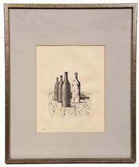 femmes-bouteilles by rené magritte