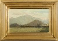 mount washington from intervale by albert bierstadt