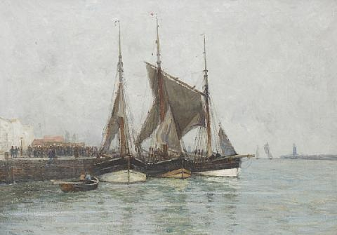 treport by robert weir allan