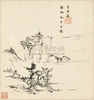 山水 by zhao xi