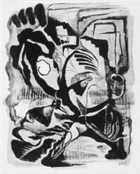 der schwirrtoffel (fliegerbombenteufel) by georg baumgarten
