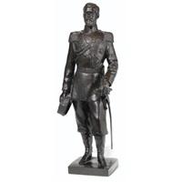 tsar nicholas ii by leopold bernhard bernstamm