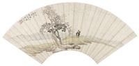 任预(1853-1901) 萧岸独行 by ren yu