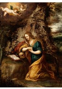 die heilige maria magdalena by frans francken the elder