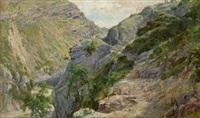 paisaje montañoso by ricardo arredondo calmache
