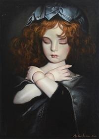 bambola metafisica by antonio sciacca
