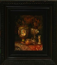 still life by ludwig augustin