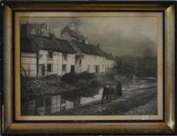 village by léonard misonne