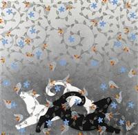 cats by farid abu-shakra